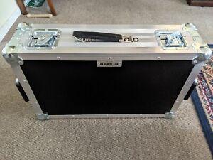 Pro Flightcase, custom built, superb condition, 3 months old, padded.