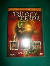 Trilogy of Terror 2006 DVD Karen Black 1974 Film