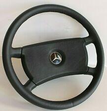 Steering Wheel Mercedes Benz OEM Leather Classic W123 W124 W126 R107 G 1979-1992