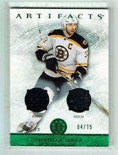 12-13 UD Upper Deck Artifacts  Zdeno Chara  /75  Jersey--Patch