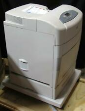 HP Color LaserJet 5550dtn with Duplexer   Page Count: 672,577   Q3716A