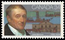 "CANADA 1117i - John Molson ""Entrepreneur"" LF Paper (pa88301)"