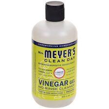 Mrs Meyers Clean Day Vinegar Gel No-Rinse Cleaner, Lemon Verbena 12 oz (3 pack)