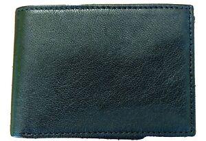 Bosca Small Bifold Wallet RFID 81-150 Napoli Nappa Black