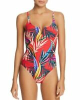 Red Carter Little Havana Women's One Piece Swimsuit