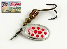 Mepps Original Trout Spinner Aglia Silver red T2  50 mm 4,5 grs