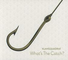CD Klangquadrat What's The Catch? Digipack