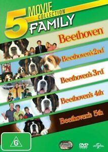 Beethoven Season 1 - 5 : NEW DVD