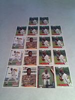 *****Jeff Jackson*****  Lot of 50 cards   8 DIFFERENT
