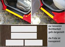 Lackschutzfolie transparent Einstiege Türen passgenau für VW Golf 4 Limo + Var.