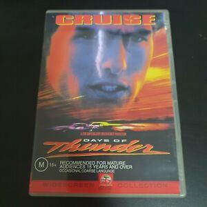 Days Of Thunder (DVD Region 4)