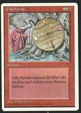 ***1x German Wheel of Fortune*** MTG 4th Edition -Kid Icarus-