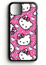 HELLO KITTY Face Smart Phone CASE For Iphone | Samsung | Google Pixel3 | LG