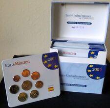 2002 Euro KMS 12 x 3,88E. der 12 Gründerländer limitierte Sonderausgabe in Box