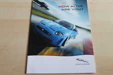 99264) Jaguar XF XJ XK Prospekt 03/2012