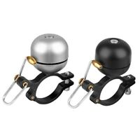 Scooter Bell Alloy Bicycle Bell Cycling Horn Bike Handlebar Bell Horn Bike  O8C1