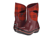 NEW BOGS PLIMSOLL WINTER BOOTS COLD WEATHER BOOTS WOMENS 6  -40 DEGREES