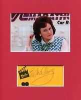 Edie Mcclurg Planes Trains Automobiles Rare Signed Autograph Photo Display