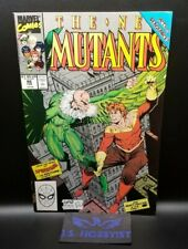 The New Mutants #86 1st Cameo Appearance of Cable & Stryfe Marvel Comics VF/NM