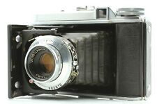 [NEAR MINT] Voigtlander Perkeo I 6x6 Vaskar 80mm F/4.5 From JAPAN #126