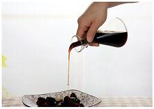 Olive Oil Dispenser Oil Bottle Glass with No Drip Bottle Spout,Cruets 16 oz