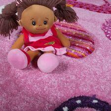 Kids Bedroom Rugs Pink Animal Rug for Girl Thick Soft Children Carpet Play Mat 80x150cm