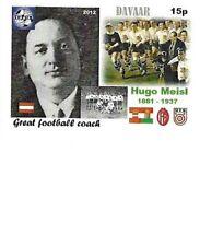 HUGO MEISI AUSTRIA DAVAAR 2012  COACH CALCIO SOCCER FOOTBALL MINT MNH**