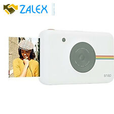 "Polaroid 2x3"" Premium ZINK Zero Ink Paper 30Pack White 1 HQ For Film Photography"