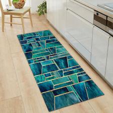 Geometric Kitchen Mat Bedroom Door Mat Home Hallway Entrance Floor Rug