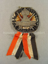 """Kriegerverein Kriegerbund, Mitgliedsabzeichen """"Verein Regiment H.v.H. 85"""", 95783"""