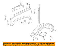 GM OEM Fender-Splash Shield Retainer Clip 332364