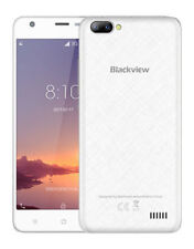 White Android Factory Unlocked 8GB Mobile Phones