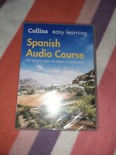 Easy Learning Spanish Audio Course: Language Learning the easy New Audio CD Book