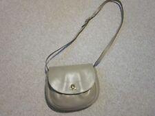 3bf389ad2063 Vintage Salvatore Ferragamo Shoulder Crossbody Bag Beige.