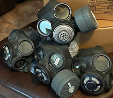 Canadian Military C-3 Gas Mask W/ Filter