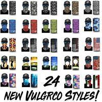 Face Balaclava Scarf Neck Fishing Shield Sun Gaiter Uv Headwear Mask 24 Styles