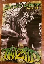 Twiztid - Bootleg Banner Poster insane clown posse Gathering of the Juggalos icp