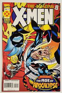 Amazing X-Men #2B 9.8 (NM/MT! Deluxe Format! Another Classic X-Men Masterpiece!)