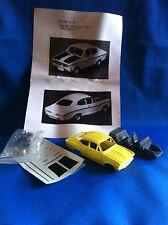Opel Rallye Kadett 1900 S Coupe 1970 Me-Mod Nr. 45 Gelb /Schwarz