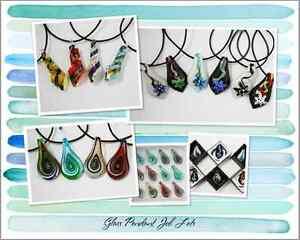 Glass Pendants Necklaces Wholesale/Job Lot/Bundles