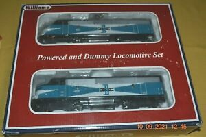 Williams By Bachmann 20107 Boston & Maine F3 Powered A/ Dummy A Rd 4227 & 4228