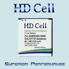 ★3200mAh HD Cell Akku★ Samsung Galaxy S4 GT-i9500 i9505 i9502 / B600BE/BC