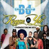REGGAE MUSIC IN YOU LOVERS & CULTURE 2015 MIX CD
