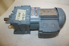 Sew-Eurodrive Gear Motor R17 DR63L4