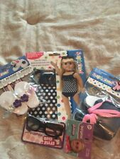 Lot Of 18 Inch Doll Clothes And Accessories