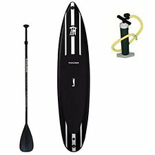 """Tower Paddle Boards iRace 12'6"""" Inflatable SUP Paddle Pump Package"""