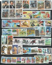 1995 53  Different used Stamps fine