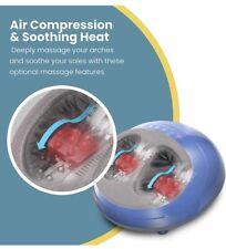 Make Lemondae Foot Massager Machine W Deep Kneading And Heat Air Compression