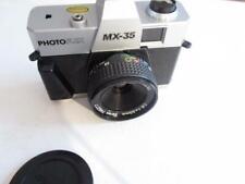 VINTAGE CAMERA - PHOTO FLEX- MX-35 - 1:6 F=50mm LENS  - EXC- G17