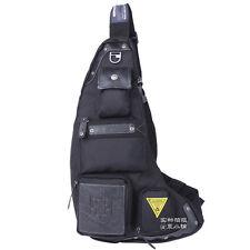 Waterproof Oxford Men Sling Shoulder Crossbody Bag Messenger Chest Day Back Pack